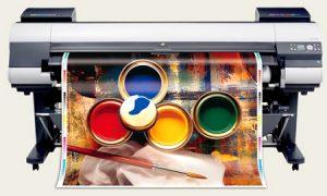 Large Format Printing Digital Jelly